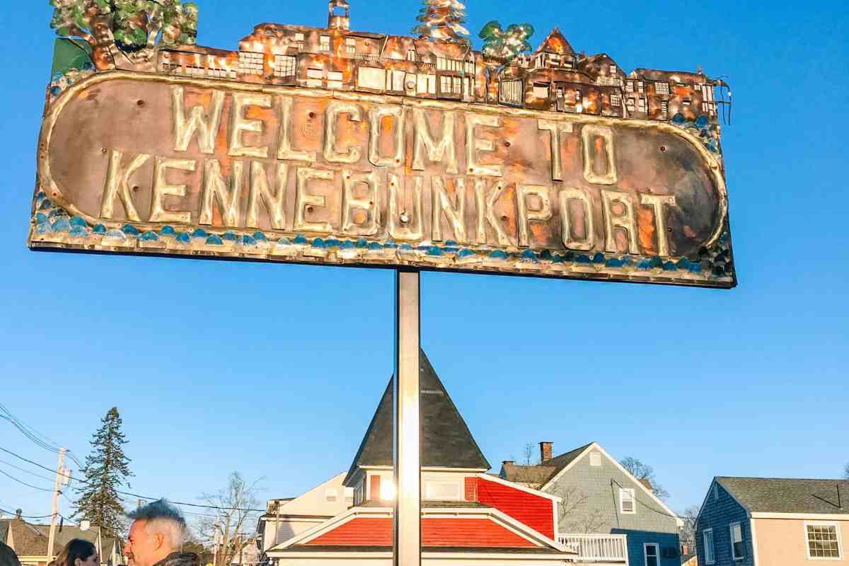 Kennebunkport Christmas Prelude 2019.Christmas Prelude In Kennebunkport Maine Travels With The