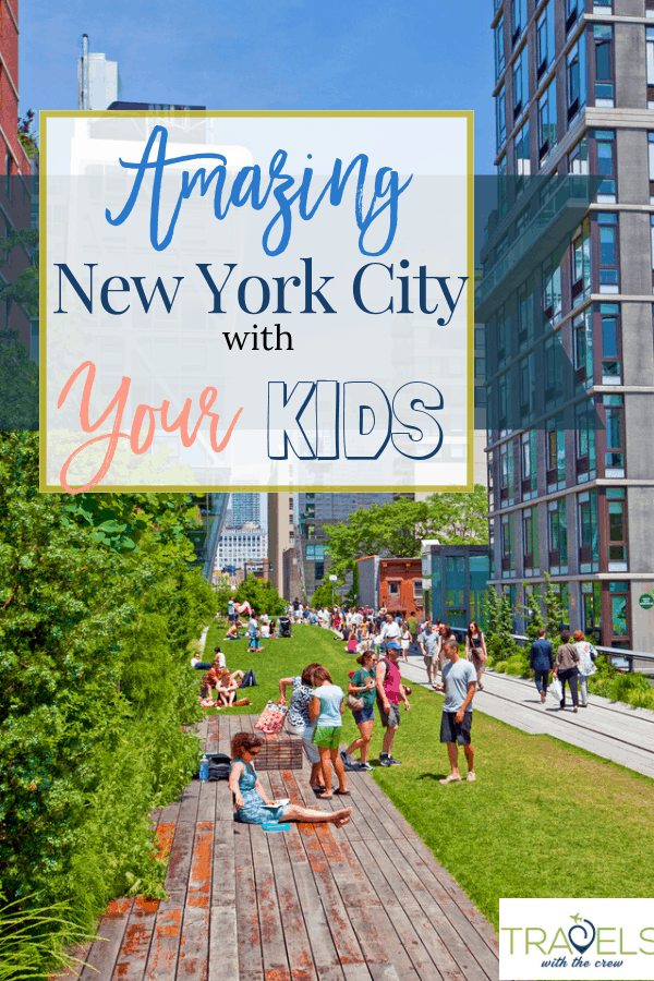New York City can be a kids paradise if you have a little bit of information! Here are my favorite things to do with kids. The High line, visiting Natural History museum, tea shops, empire state building, broadway shows and more!