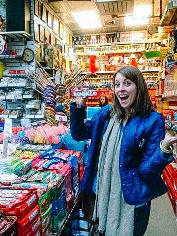 Economy candy has so many fun and different candies