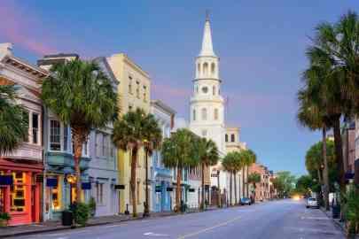 Charleston vs Savannah {comparing Southern towns}