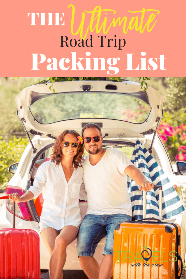 fe405fb1bffb5 The best packing list for a road trip! Don t forget an essential.