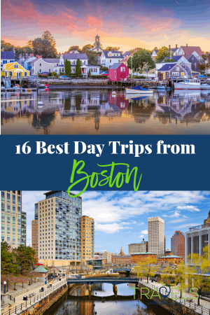 16 Best Day trips from Boston