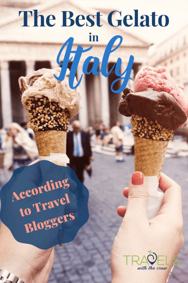 Don't waste the calories on subpar gelato! Here is the guide from the people who know! Where to get the best gelato all across Italy!
