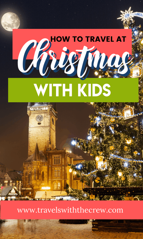 You may be on vacation but you can still celebrate Christmas while traveling. Here are tips we have discoverd after years of Christmas trips with our kids.