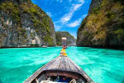 Travel the World from home landing page- wanderlust