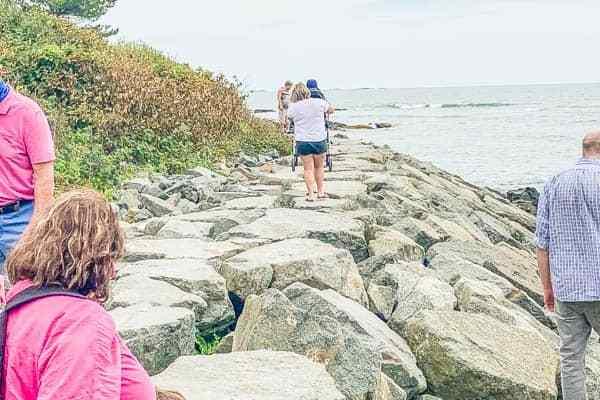 cliff walks in Newport RI