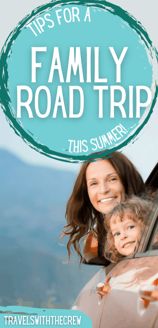 Want a fun and pleasant family road trip? Here are the best tips and tricks to hack your road trip with kids including: portable potty, new movies for the journey, swapping seats and more.