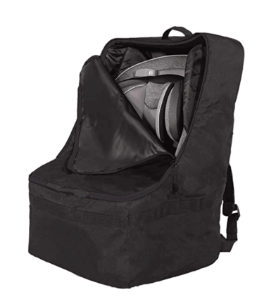 Best Car Seat Travel Bags for Traveling Families