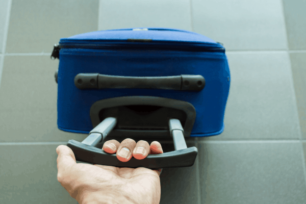 carry on luggage that fits under seat
