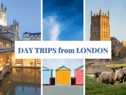 17 Amazing Day Trips from London