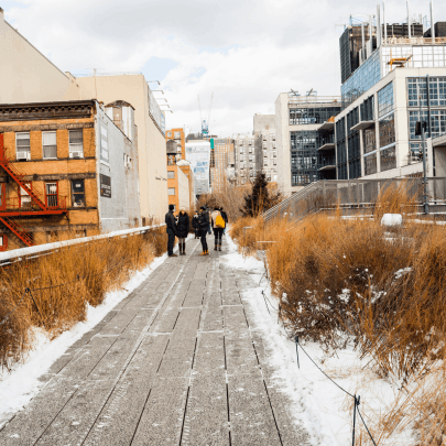 What to wear in NYC in the winter