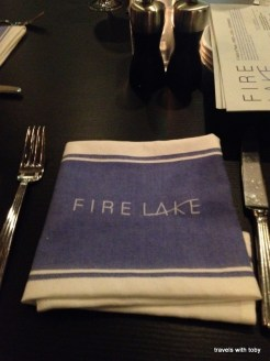 loved the napkin: a towel