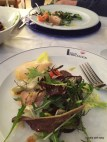 Ensalada mixta, Cafe Varela