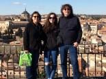 we three in Toledo