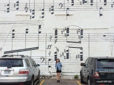 Schmitt music mural, Minneapolis