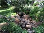 another beautiful rock garden