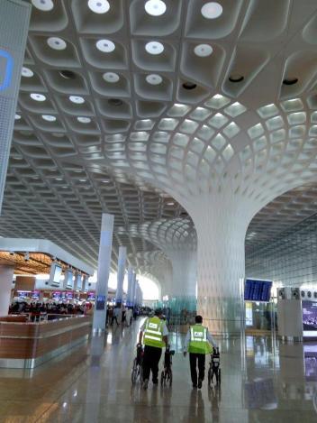 Terminal 2 At Mumbai Airport