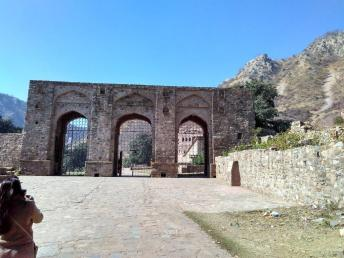 Haunted Fort Bhangarh