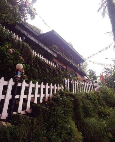 Victor Bannerji's residence Landour