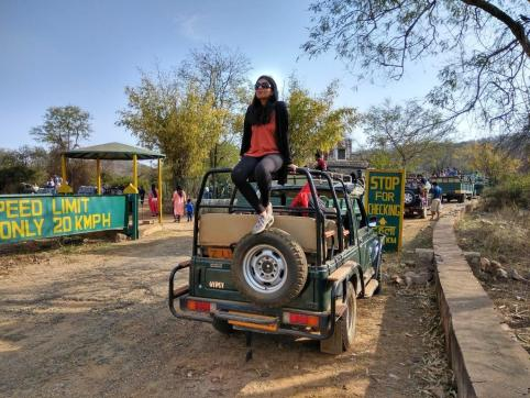 Tiger Safari Sariska