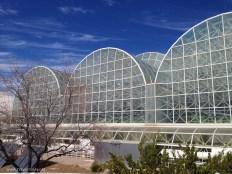 biosphere LEO outside