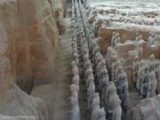 Xi'an 244 Terracotta warriors