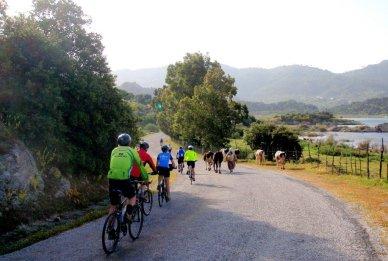 Cycling in Turkey
