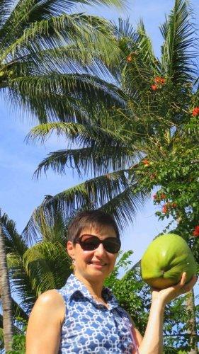 Mexican coconut