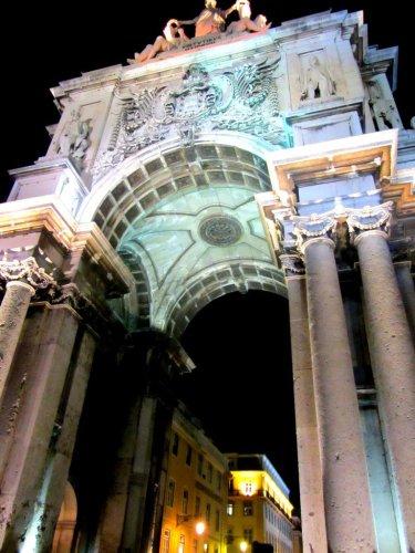 Arco da Rua Augusta- Triumphal Arch Lisbon