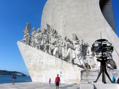 Monument of Discoveries Lisbon