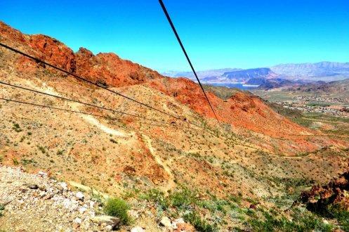 ziplining Las Vegas