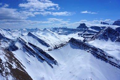 Heli Adventure Rocky Mountains