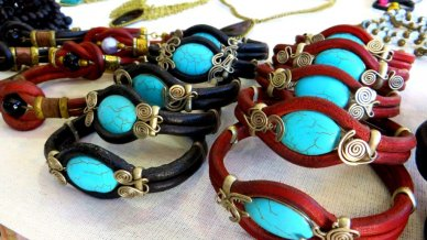 Turquoise Mexican Jewelery