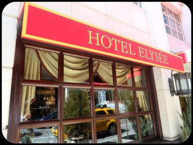 New York Hotel Elyssee