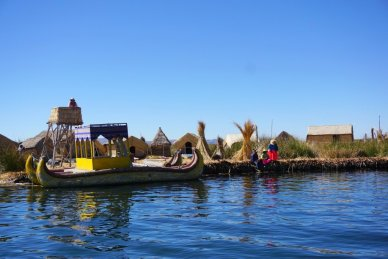 Uros Islands Peru