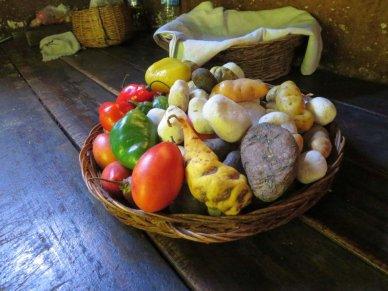 Peru potatoes