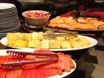 Breakfast buffeet Guayaquil