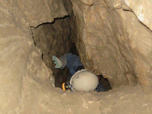 Caving Grotto Mountain
