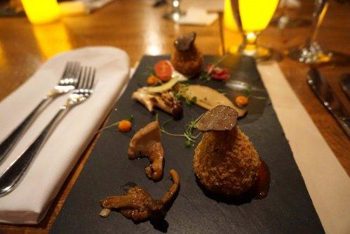 image Wild Mushroom Arancini