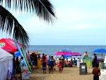Surf town Sayulita Mexico image
