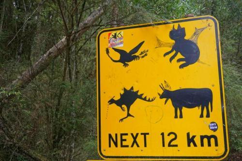 Australia signs