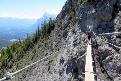 Banff Via Ferrata