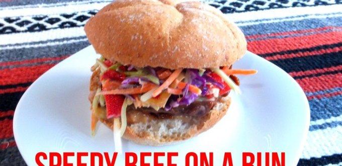 beef on a bun