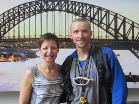 Sydney Bridge Climb