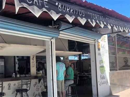 Cafe Koko La Paz Mexico