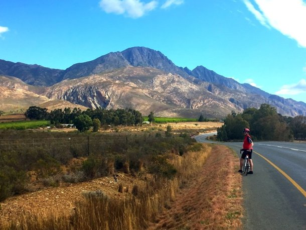 Cycling South Africa