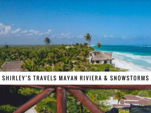 Exploring the Mayan Riviera