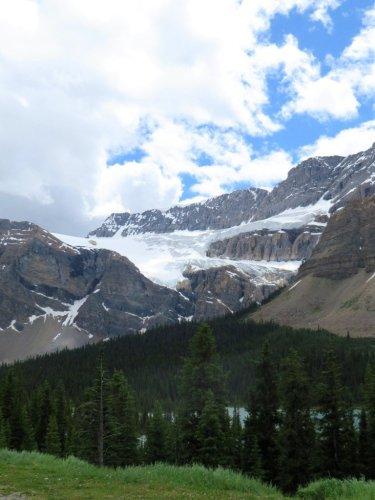 Glacier Icefield Parkway