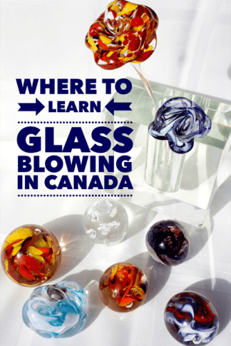 Glass Blowing Canada