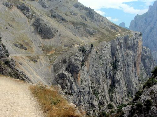 Hiking Cares Gorge Picos de Europa